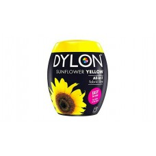 Dylon Machine Wash All-in-one Dye Pod 350 gm - Sunflower Yellow