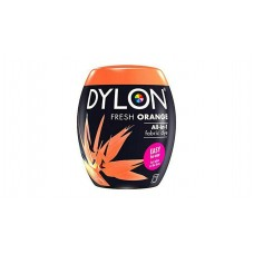 Dylon Machine Wash All-in-one Dye Pod 350 gm - Fresh Orange