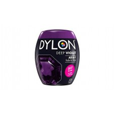 Dylon Machine Wash All-in-one Dye Pod 350 gm - Deep Violet