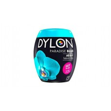 Dylon Machine Wash All-in-one Dye Pod 350 gm - Paradise Blue