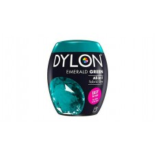 Dylon Machine Wash All-in-one Dye Pod 350 gm - Emerald Green