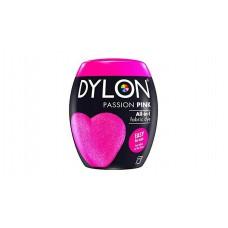 Dylon Machine Wash All-in-one Dye Pod 350 gm - Passion Pink