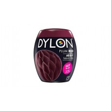 Dylon Machine Wash All-in-one Dye Pod 350 gm - Plum Red