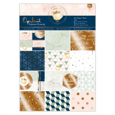 Forever Friends A4 Paper g-and-Drop Pack (32pk) - Opulent