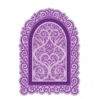 Heartfelt Creations Elegant Gateway Collection - Elegant Swirl Die