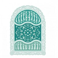 Heartfelt Creations Elegant Gateway Collection - Ornate Flourish Die