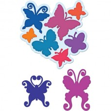 Heartfelt Creations Butterfly Medley Die