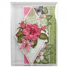 Heartfelt Creations 5 1/8 x 7 1/8 Clear Boxes - 10 Pack FPB62