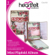 End of Financial Year Sale Heartfelt Creations Mini Flipfold Album Class Kit