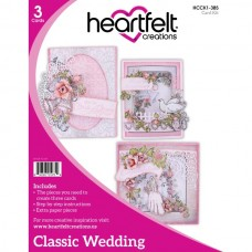 Heartfelt Creations Classic Wedding Card Kit