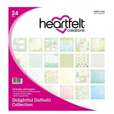 Heartfelt Creations Delightful Daffodil Paper Collection