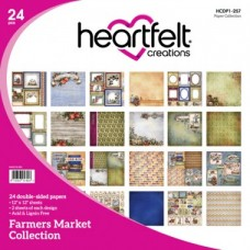 Heartfelt creations Farmers Market Paper Collection HCDP1-257