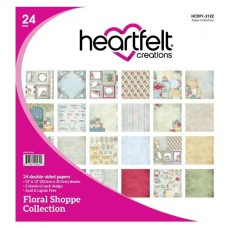 Heartfelt Creations Floral Shoppe Paper Collection