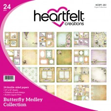 Heartfelt creations Botanic Orchid Paper Collection HCDP1-267