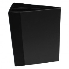 Heartfelt Creations Flip Fold Album - Black