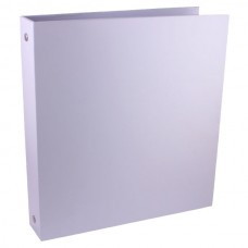 Heartfelt Creations Heartfelt 3 Ring Journal Binder-White HCJB2-5004
