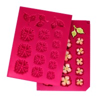 Heartfelt Creations 3D Blossoms Shaping Mold