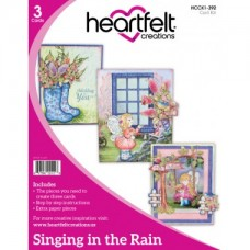 Heartfelt Creations Singing in the Rain Card Kit HCCK1-392