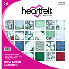 Heartfelt Creations Snow Kissed Paper Collection HCDP1-269