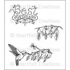 Heartfelt Creations Romantique Wings