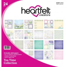 Heartfelt Creations Tea Time Paper Collection