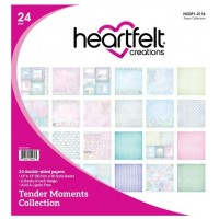 Heartfelt Creations Tender Moments Paper Collection