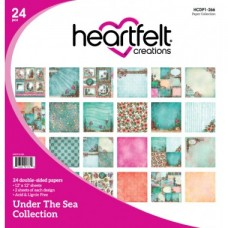 Heartfelt Creations Under The Sea Paper Collection HCDP1-266