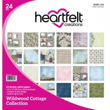 Heartfelt Creations Wildwood Cottage Paper Collection HCDP1-274