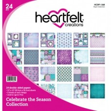 Heartfelt Creations Celebrate the Season Paper Collection HCDP1-268
