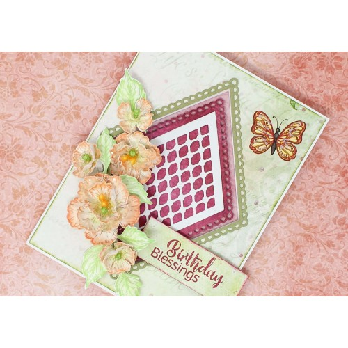 Heartfelt Creations Lacy Diamond Dies Bundle 12019-BUNDLE