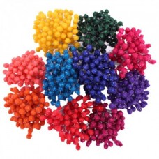 Heartfelt Creations Bright Bead Stamens-Medium