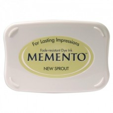 Memento Dye Ink Pad - New Sprout TSMP704