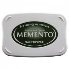 Memento Dye Ink Pad - Northern Pine TSMP709