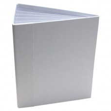 Heartfelt Creations Flip Fold Album - White