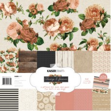 Kaisercraft Always & Forever Paper Pack with Bonus Sticker Sheet