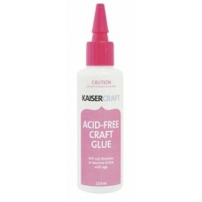 Kaisercraft Acid Free Craft Glue 125ml