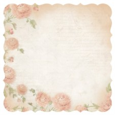 Kaisercraft Charlottes Dream - 12 x 12 Die Cut - Contemplate