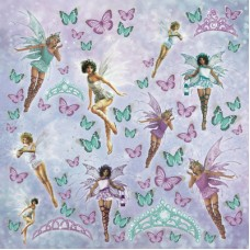 Kaisercraft Fairy Dust Foil Flutter Specialty