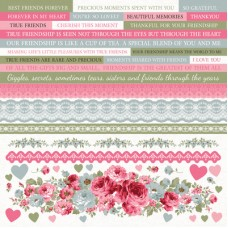 Kaisercraft High Tea Sticker Sheet