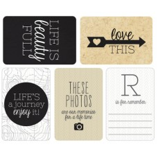 "Kaisercraft Captured Moments 6""x 4"" Cards - Right Now"