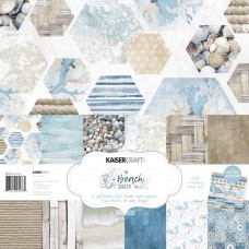 Kaisercraft Beach Shack Paper Pack with Bonus Sticker Sheet