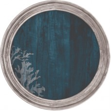 Kaisercraft Beach Shack 12x12 Die Cut - Porthole