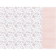 Kaisercraft Breathe 12x12 Scrapbook Paper - Pale Wander
