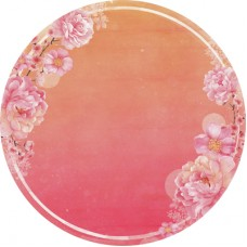 Kaisercraft Cherry Blossom 12x12 Die Cut - Sunset