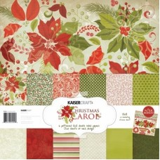 Kaisercraft Christmas Carol Paper Pack Bonus Sticker Sheet