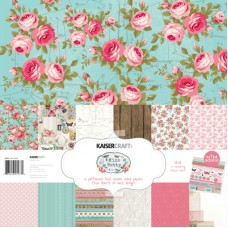 Kaisercraft Miss Betty Paper Pack with Bonus Sticker Sheet