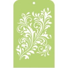 Kaisercraft Stencil Mini Designer Templates - Fancy Flourish