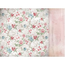 Kaisercraft Rose Avenue 12 x12 Scrapbookpaper - Courtyard