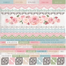 Kaisercraft Rose Avenue Sticker Sheet