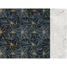 Kaisercraft Starry Night 12x12 Scrapbook Paper - Foiled - Miraculous